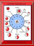 Clocks Posters