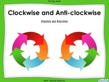 Clockwise and Anti-Clockwise
