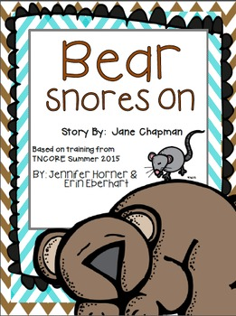 Close Read: Bear Snores On
