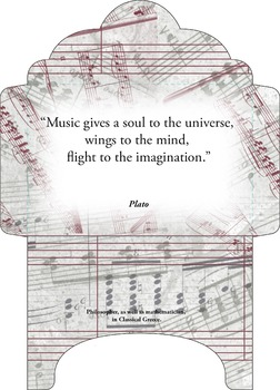 Close Read Quote Notes for Music Teachers