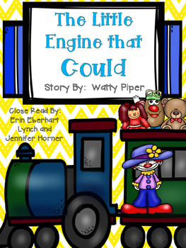 Close Read: The Little Engine that Could