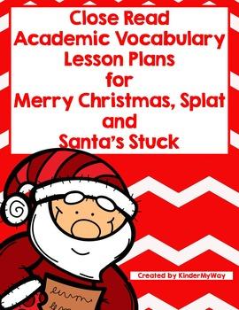 Read Aloud Close Read Lesson Plans - Christmas