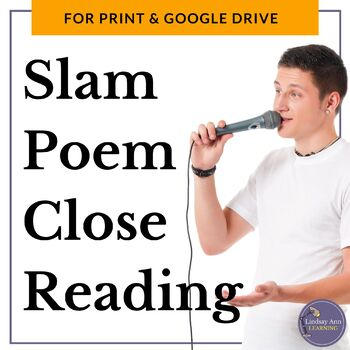 Close Reading Practice with Slam Poetry