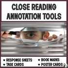 Close Reading Annotation Tools