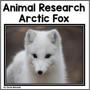 Close Reading Arctic Foxes