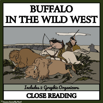 Close Reading - Buffalo in the 1800s