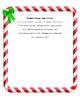 Close Reading Christmas Activity Using Island Santa