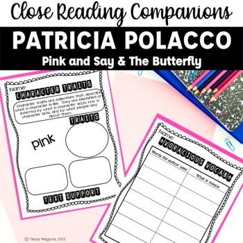Close Reading Companion: Patricia Polacco