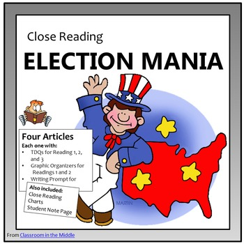 Close Reading- Elections