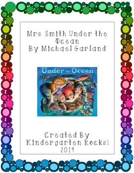 Close Read- Mrs. Smith Under the Ocean
