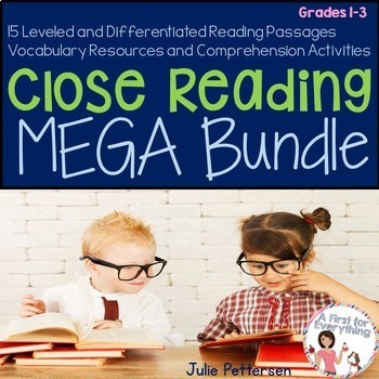 Close Reading MEGA Bundle