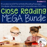Close Reading MEGA Bundle