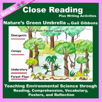 Close Reading: Nature's Green Umbrella