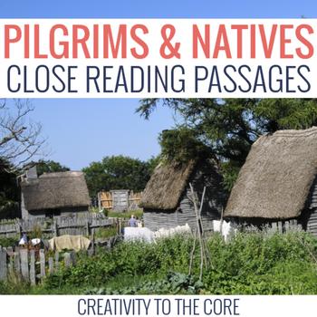 Close Reading: Pilgrims & Natives