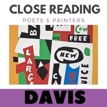 Close Reading Poetry and Art - Premier - Stuart - Unit # 9