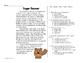 Close Reading Practice Passages