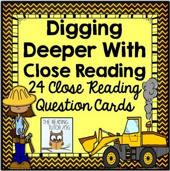 Close Reading Questions