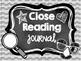 Close Reading: Reading Like Detectives! {Editable!}