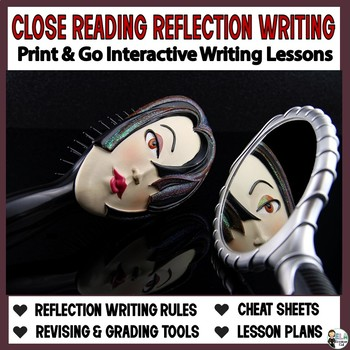 Close Reading Reflections: A Journaling, Annotating, and T