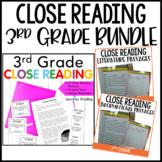 3rd Grade Close Reading