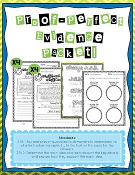 Close Reading: Creating Proof-Perfect Text Evidence