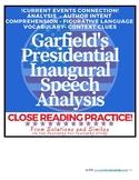 Close Reading Speech Analysis: James Garfield's Inaugural Speech