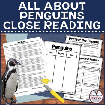 Close Reading about Penguins