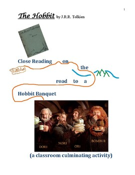 The Hobbit by J.R.R. Tolkien: Close Reading and Culminatin