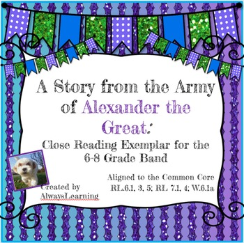 Close Reading for Sixth-Eighth Grade: Incorporate Text Complexity