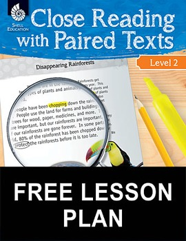 Close Reading with Mathematics Paired Texts--Money (eLesson)