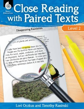 Close Reading with Paired Texts Level 2 (eBook)