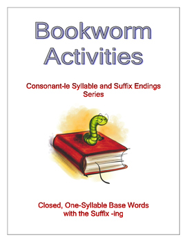 Closed, One-Syllable Base Words with the Suffix -ing
