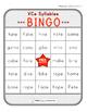 VCe Syllable BINGO Literacy Center Activity/Game