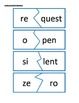 Closed/VCE/Open Syllable Puzzles