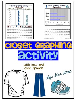 Closet Graphing Activity