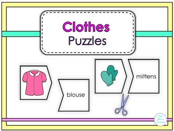 Clothes Puzzles