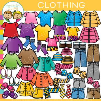 Clothing Clip Art