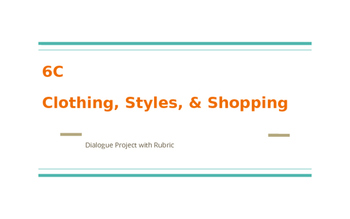 Clothing, Styles, Shopping