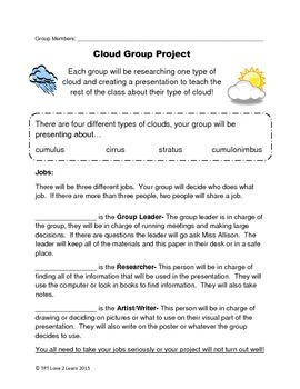 Cloud Group Project