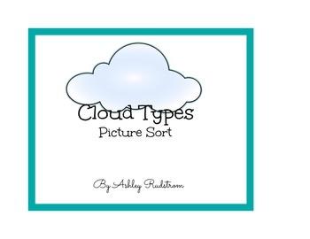 Cloud Type Picture Sort