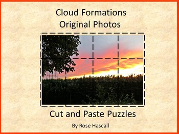 cloud formations puzzles