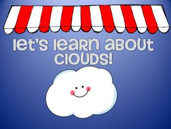 Clouds PowerPoint - Introduction to three cloud types
