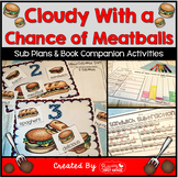 Cloudy With a Chance of Meatballs ~ Centers Activities for