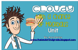 Cloudy With a Chance of Meatballs Unit {Lessons, Centers,