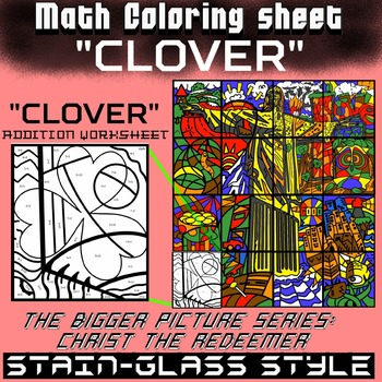 CLover, Math addition - Bigger picture series (Redeemer) Math