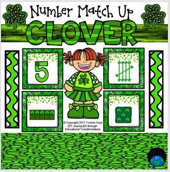 Clover Number Match Up