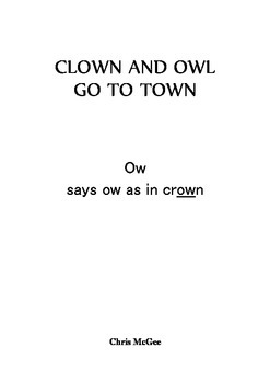 Clown and Owl go to Town.