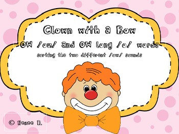 Clown in a Bow: OW Center