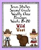 Cloze Passages for Texas Studies Weekly Second Grade Bundle