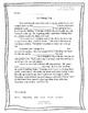 Cloze Reading Passage: Unit One Complete Set (Reading Stre